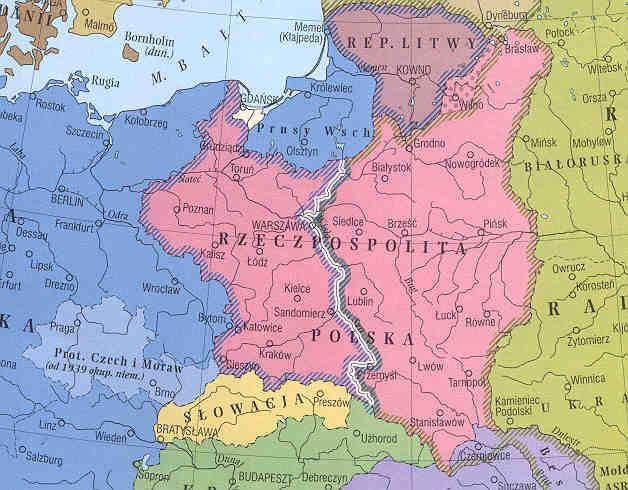 Map Of World 1939.World War Ii Maps 1939 1945